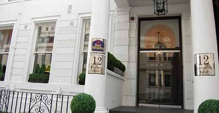 Mornington hotell london