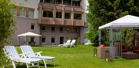 Swiss Hotell sommarbild