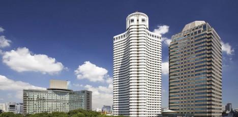Tokyo New Otani hotell 1