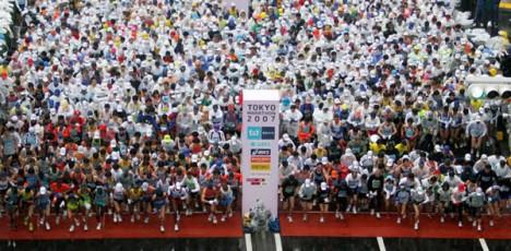 Tokyo marathon 9