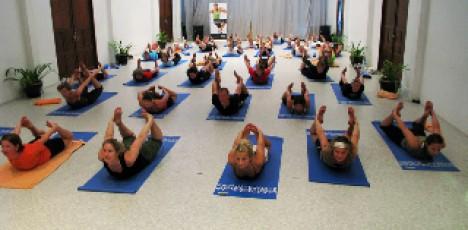 Tove Thailand Yoga