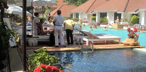 hotell thailand