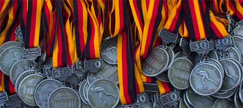 Berlin Marathon priser