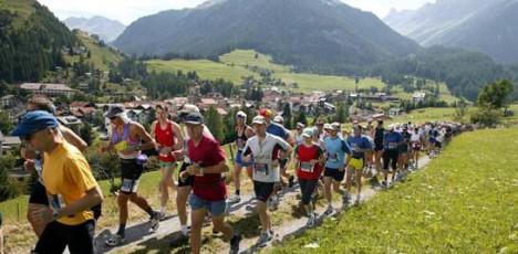 Swiss Alpine Marathon Davos