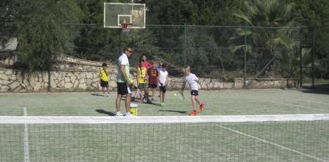 Familjeveckan tennis