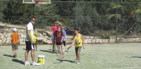 Turkiet Tennis barn