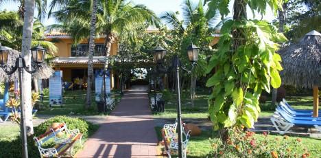 Kuba Trinidad Brisas Hotel
