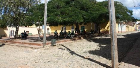 Kuba Trinidad stad 6
