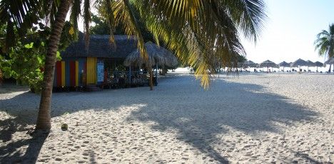 Kuba Trinindad strand 1