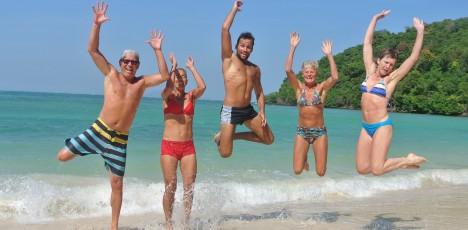 Thailand glädje