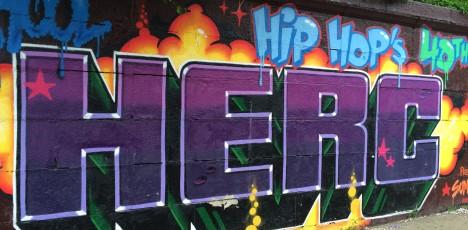 Brooklyn grafittyvägg