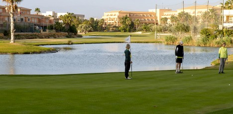 Friskis Alicante golfbana