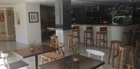 Friskis Alicante hotellbar 2