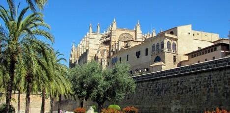 Mallorca katedral 2