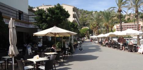 Mallorca palma caféer
