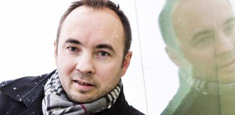 ted talk i Umeå, Mikael Nygren