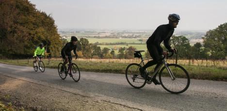 Båstad cykel uppförsbacke