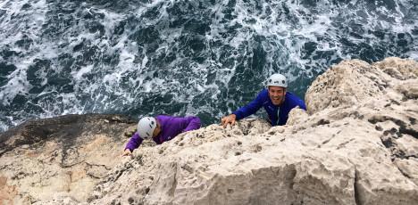 Mallorca coasteering