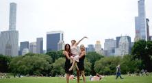 NYC Tjejmil Skyline Central Park 2