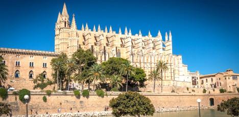 Mallorca katedral ving