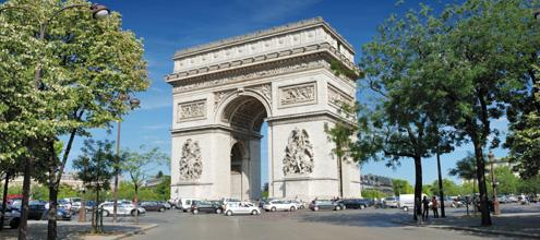 La Parisienne - utflykter