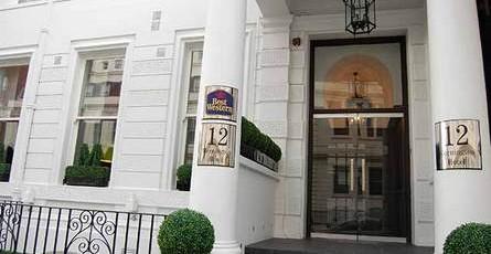 Mornington hotell london