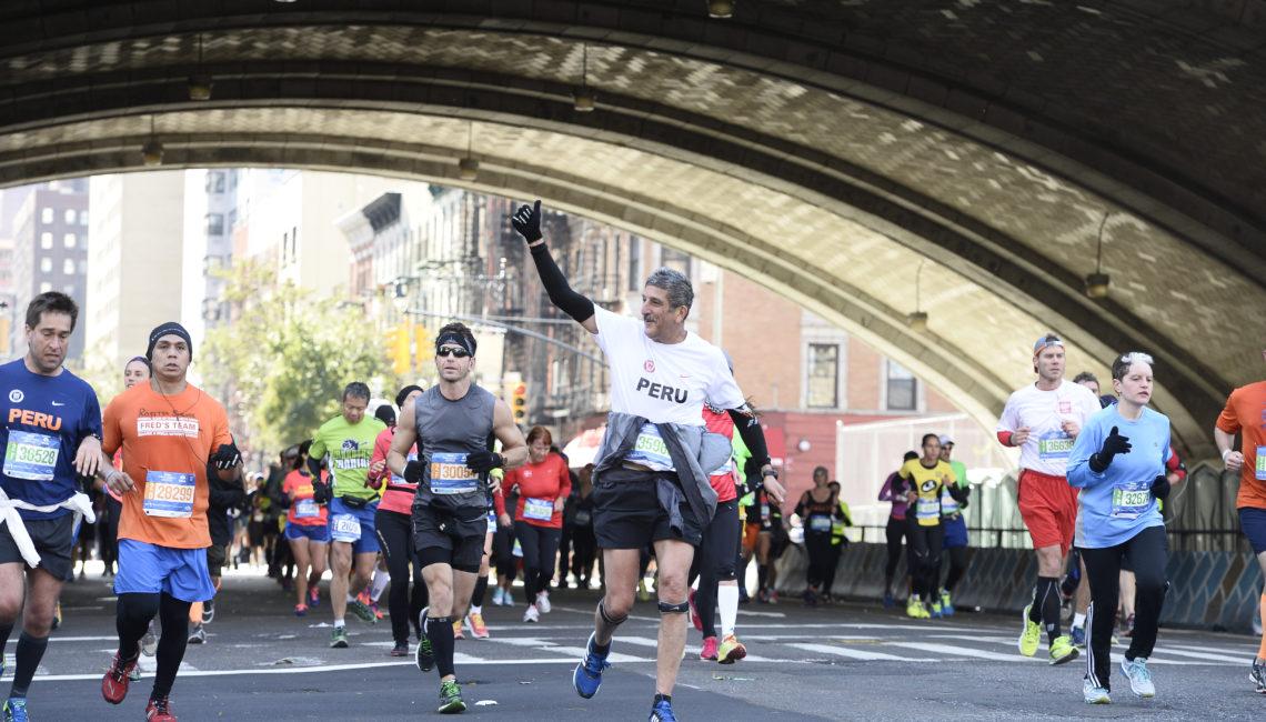 maraton löpare dating