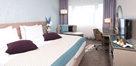 crowne dbl room