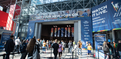 Marathon Week Expo
