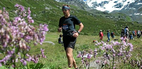 Swissalpine Marathon: Impression vom Dischmatal