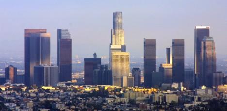Los Angeles stadsbild
