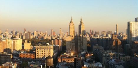 NYC42 Becon utsikt