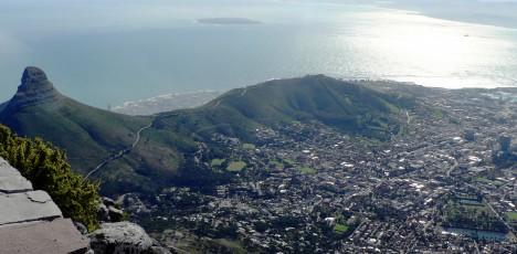 CPH Kapstaden från Taffelberget