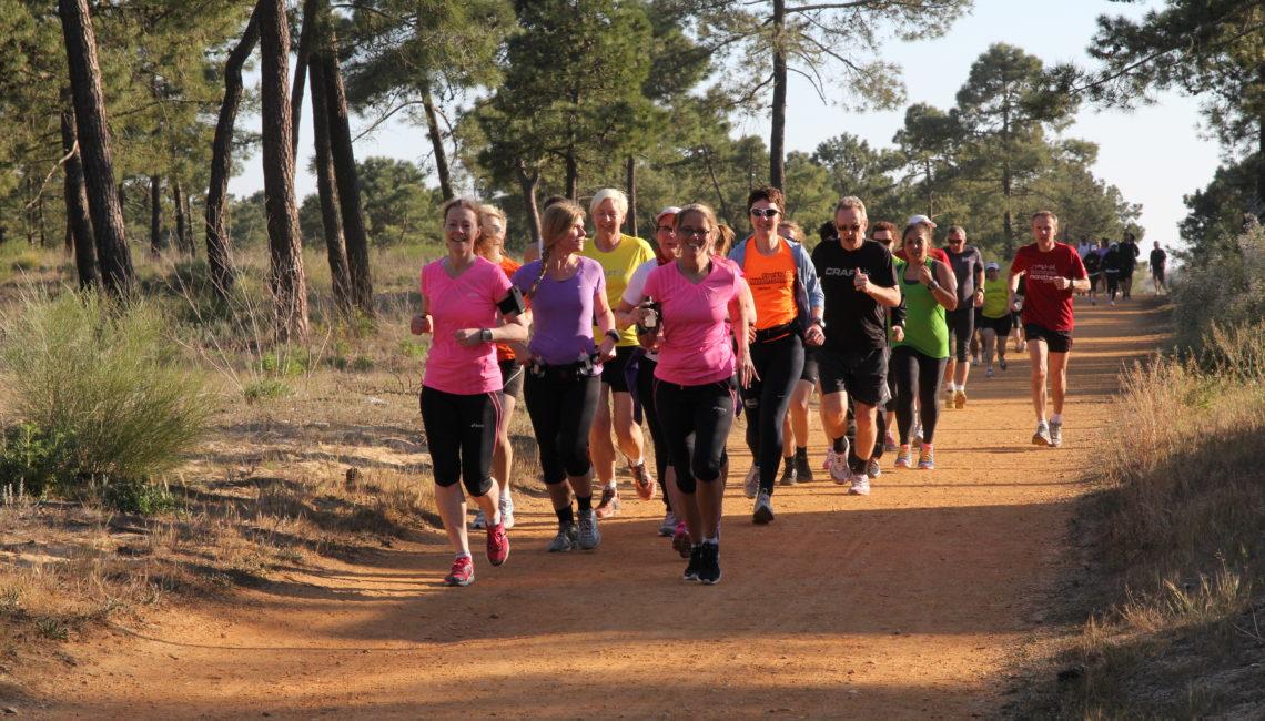 Training Camp 20 27 mars 2021: Allt om löpning Springtime