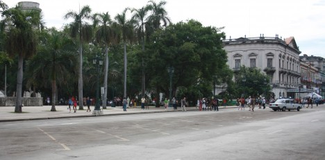 Kuba Havanna Central Park 1