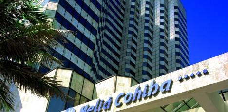 Kuba Melia Cohiba hotel