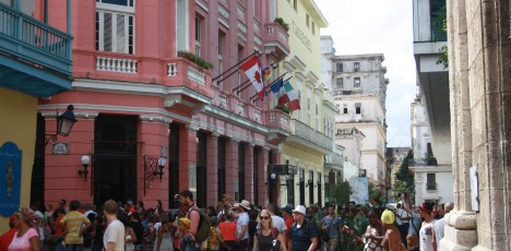 Kuba Old Havanna 1