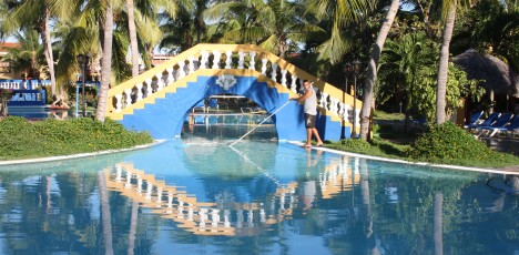 Kuba trinidad pool