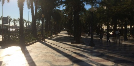 Friskis Alicante gågata