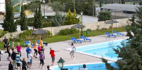 Friskis Alicante pooldans