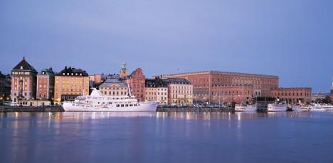 stockholm slottet