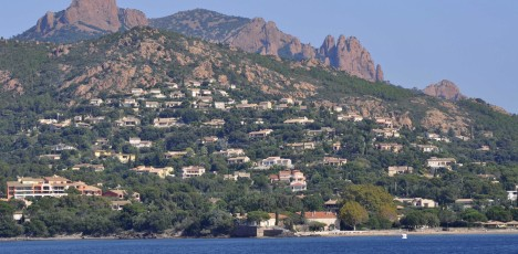 5 Rock of Roquebrune, Cote d azur