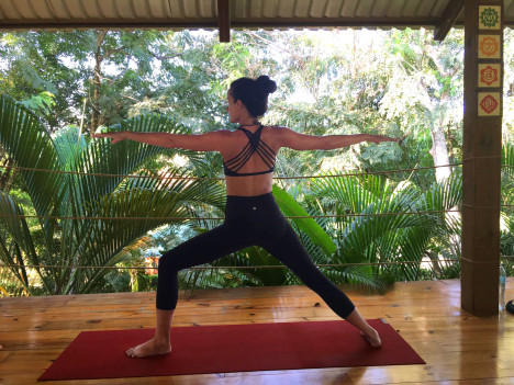 Costa Rica surf- och yogaresa med Malin Berghagen