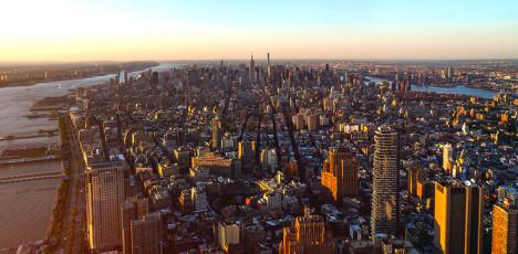 NYC Tjejmil Skyline 2