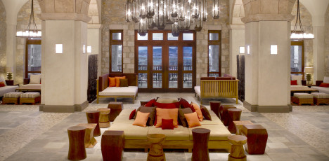 The Westin Costa Navarino - lobby