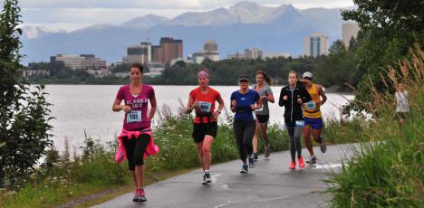 Marathon alaska