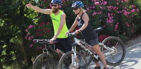 Tove Mags cykel