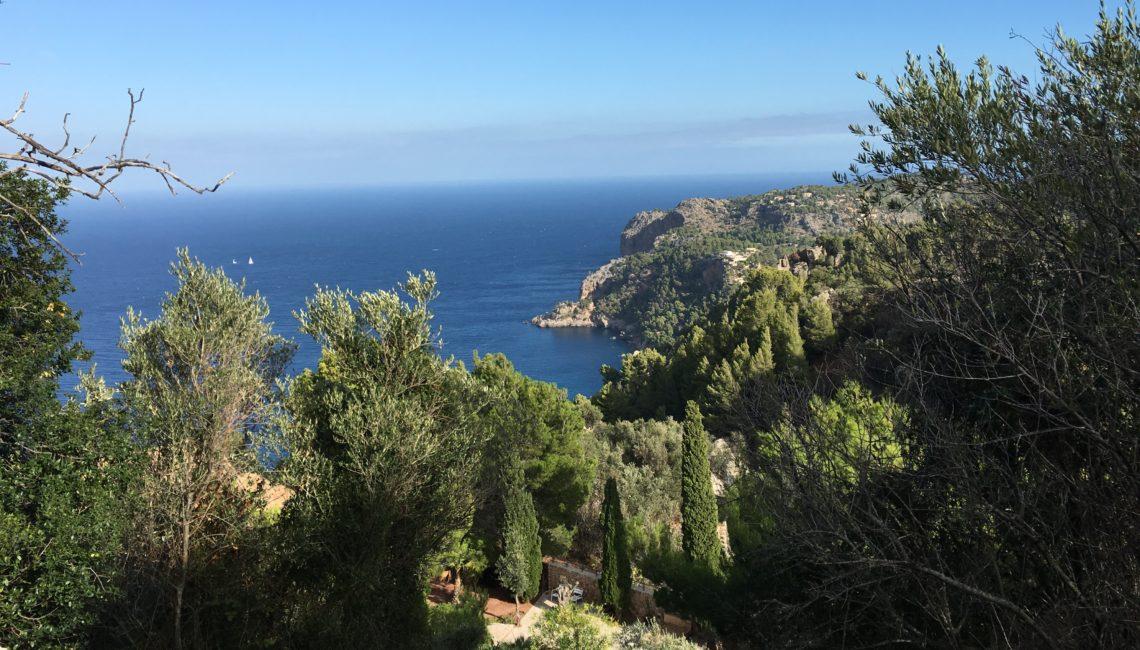 Mallorca - Aktiv Senior - dramatiska vyer