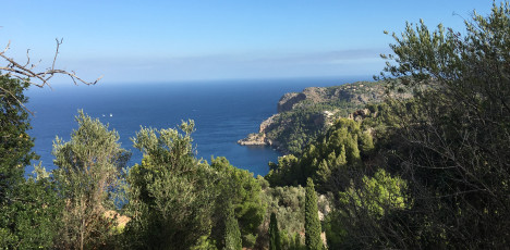 Mallorca bergspass