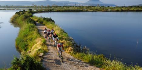 Cykel i vatten